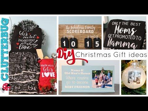 EASY DIY Christmas Gift Ideas 🎁