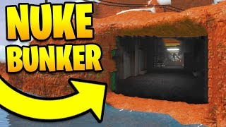 NEW SECRET CRIMINAL BUNKER! Jailbreak NUKE BUNKER In VOLCANO!? | Roblox Jailbreak Winter Update