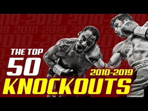 Top 50 Knockouts of the Decade (2010-2019) | GP