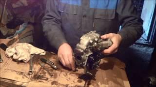 Motor yurish traktor buning. Sababini izlab.