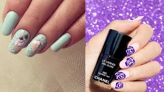 Cute and Easy Nail Art Design for Beginners for short nails #6