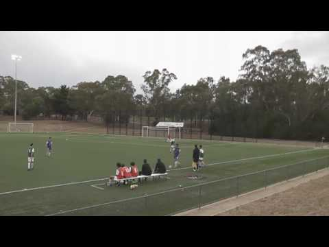 Canberra United 15's v Canberra Olympic 18's