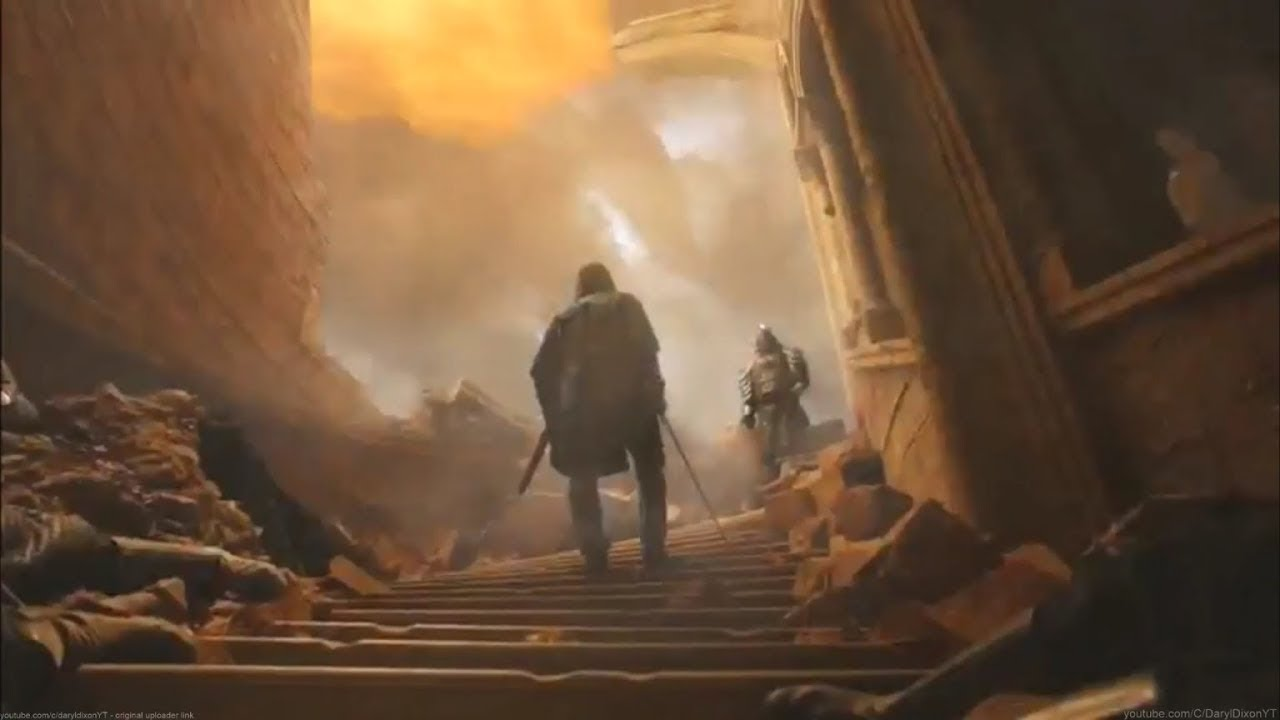 Clegane Bowl Hound Vs The Mountain Gregor And Sandor Clegane
