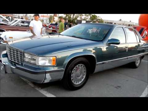 CLEAN 1995 CADILLAC FLEETWOOD BROUGHAM FOR SALE IN MONTREAL