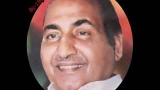 Mohammad Rafi - Humko Bhi Dede Sahara Do Jahan Ke Badshah.
