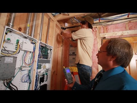 Pittsburgh Technical College - A Day As A Smart Building Technology Technician