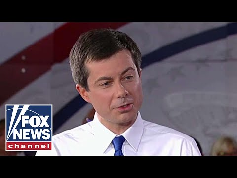 Buttigieg calls Trump's presidency a 'hostile takeover'