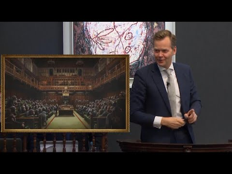Banksy Criticizes $12 Million Sale Of His Painting