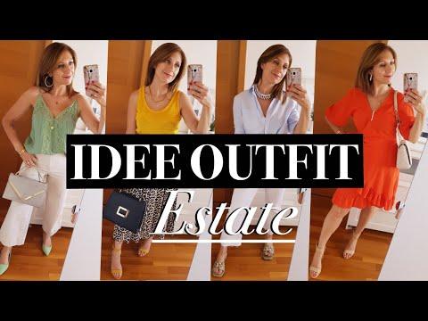 10 IDEE OUTFIT ESTATE - Come vestirsi bene spendendo poco | Isabella Emme