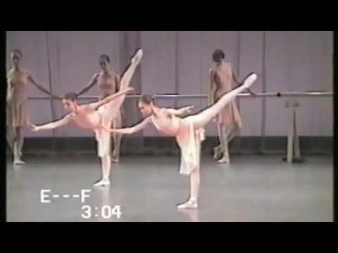 class concert Bolshoi Ballet Academy