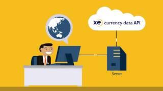 XE Currency Data API