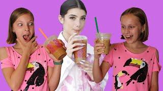 *NEW* Charli Drink VS. Starbucks Copy