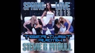 Stevie B Feat  Pitbull   Spring Love (Tiger Twiist Remix)