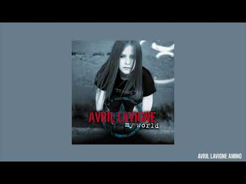 Avril Lavigne - My World CD Download MP3 (Link na descrição)