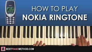 Baixar HOW TO PLAY - Nokia Ringtone Tune (Piano Tutorial Lesson)