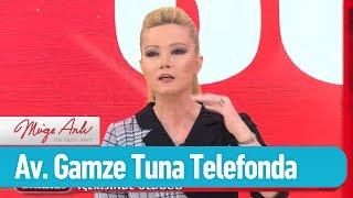 Av. Gamze Tuna telefonda - Müge Anlı ile Tatlı Sert 18 Şubat 2019