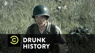 Drunk History - Daniel Inouye's Heroic Moment