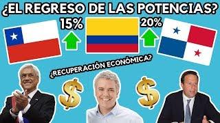 ECONOMÍAS LATINOAMERICANAS QUE MÁS CRECERÁN EN 2019