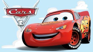 CARS 3 FILM COMPLETO ITALIANO VIDEO GIOCHI SAETTA MCQUEEN E RIBALTAMENTO DEL TRATTORE FRANK #cars3