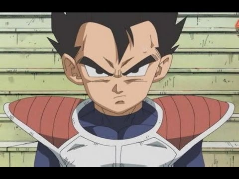 Vegeta Meets His Brother and His Wife - HD 1080p