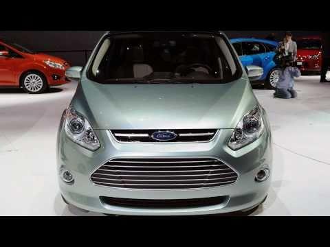 2013 Ford C-MAX Energi (2011 NAIAS)