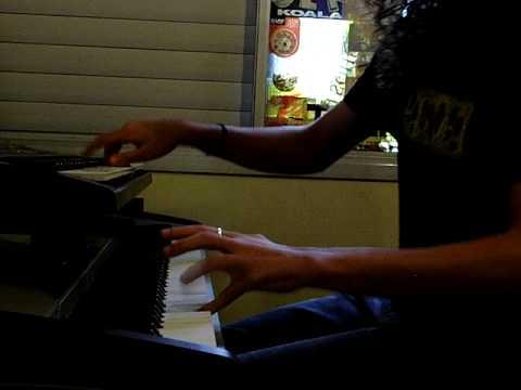 Johann Sebastian Bach - Polonaise (Kevin Drummond,...