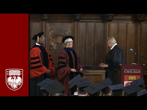 Divinity School Diploma and Hooding Ceremony, Spring 2014