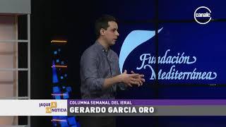 Gerardo García Oro | Columna semanal del IERAL