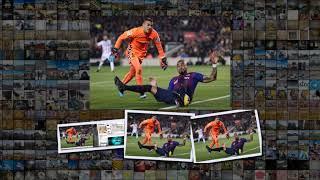 Дом футболиста Барселоны обокрали во время матча с его участием Футбол Спорт