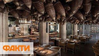 Четыре украинских ресторана номинированы на мировую премию за лучший дизайн