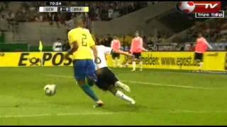 Đức 3-2 Brazil, giao hữu ngày 11/8