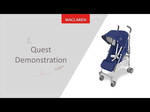 The Maclaren Quest Demonstration Video