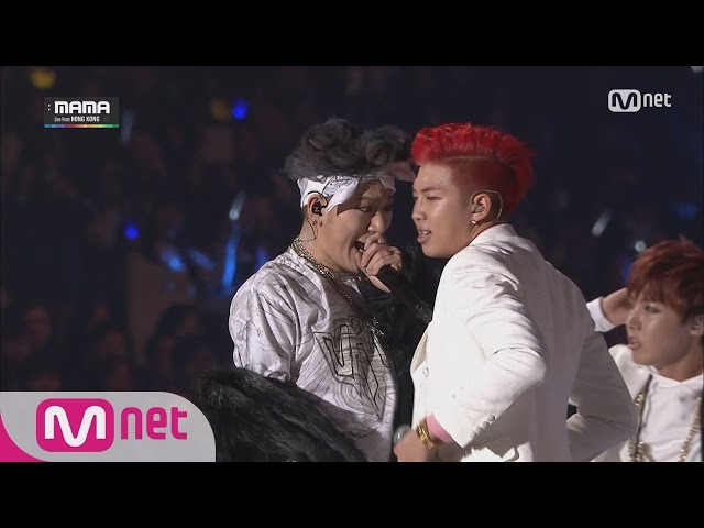 2015 MAMA [Boys In Battle] BTS vs BlockB (2014 MAMA) 151127 EP.5