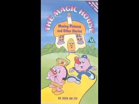 The Magic House: Moving Pictures And Other Stories [VHS] (1994)