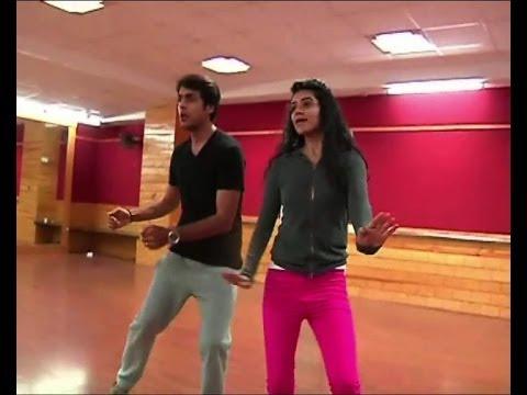 Kaisa Yeh Ishq Hai : Rajveer, Simran Dance Rehearsal