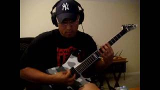 Unit 731 - Slayer - cover by Freddy Delacruz - World Painted Blood