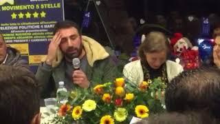 Presentazione candidati M5S di Benevento a Bucciano 3parte