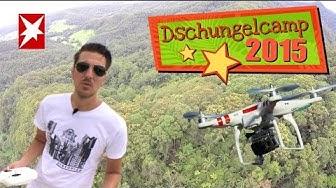 Dschungeltagebuch (7): Mit Drohni über dem Dschungelcamp 2015