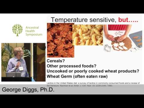 Plant Food Toxins in an Evolutionary Context — George Diggs,