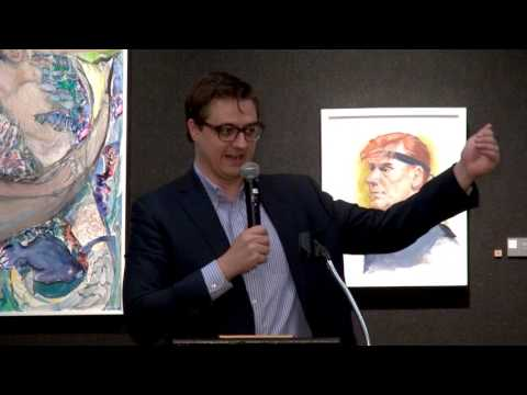 Society of the Silurians ~ Chris Hayes ~ March 15, 2017