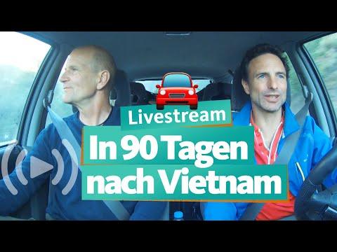 Livestream – Von Deutschland nach Vietnam | WDR Reisen