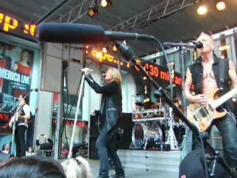 Def Leppard- Pour Some Sugar On Me Fox and Friends 06/15/12 mp3