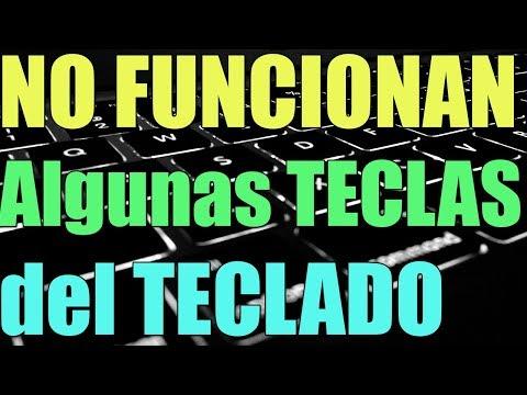 NO FUNCIONAN ALGUNAS TECLAS de MI TECLADO I 7 Soluciones 2019 ✅