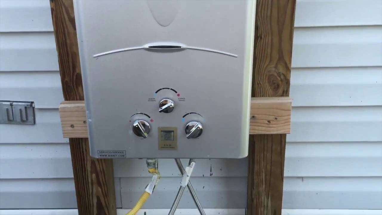 Whole House Water Heater Modern Diy Off Grid Living Emergency Hot Water Whole House