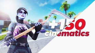 Free Fortnite Cinematic Pack (150+ Cinematics)