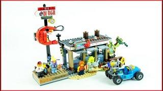 LEGO HIDDEN SIDE 70422 Shrimp Shack Attack Construction Toy UNBOXING