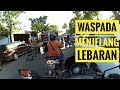 WASPADA MENJELANG LEBARAN | YAMAHA NMAX 2017 BLACK