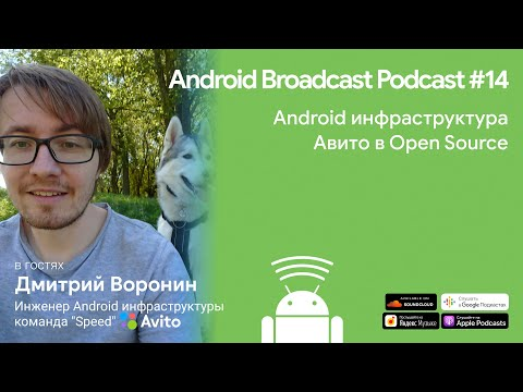 Android инфраструктура Авито в Open Source | Дмитрий Воронин