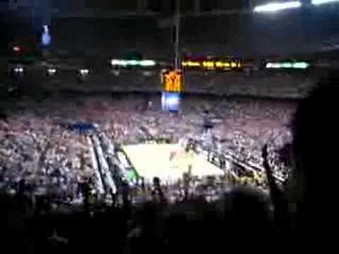 Florida Gators win 2007 NCAA Tournament!