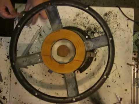 Altec 411-8A Model 19 9861 9846 Valencia 846U Santiago 878B Reconing Sicke reparieren PART 2
